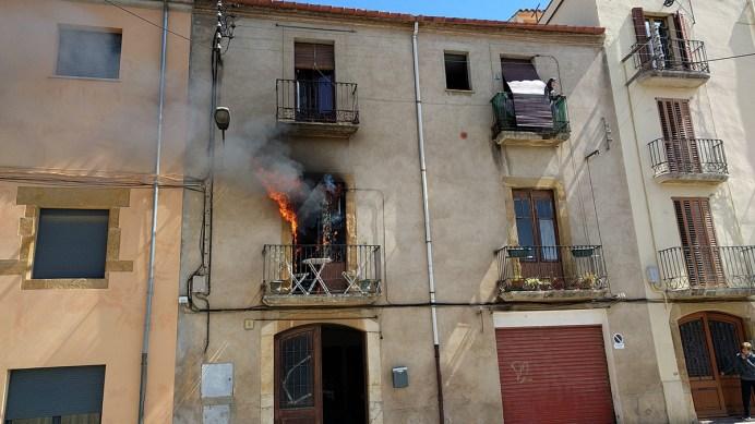 incendi Bisbal