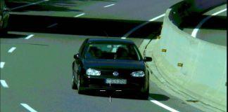Vehicle infractor que circulava a 175 km/h en un espai limitat a 80 km/h | Imatge dels Mossos d'Esquadra