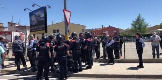 Mossos d'Esquadra - Estelades a Verges