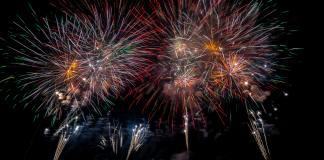 Focs artificials - Sant joan 2019