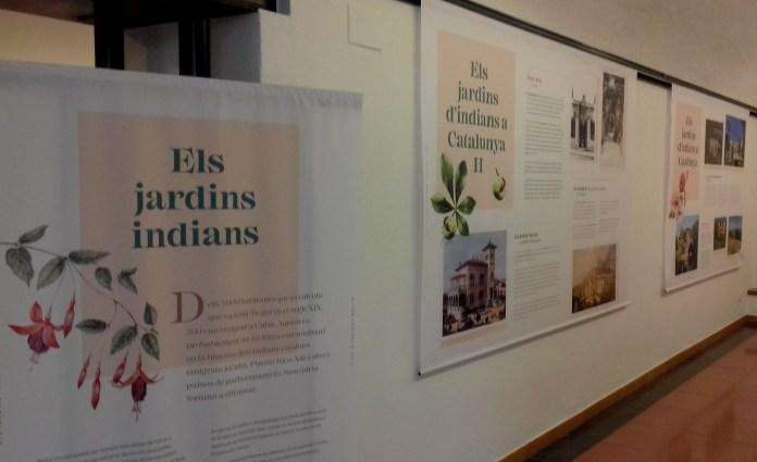"""privat:-l'exposicio-""""els-jardins-indians"""",-tret-de-sortida-de-la-xvi-fira-d'indians-de-begur"""