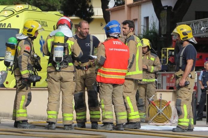 Bombers a S'Agaró