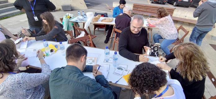 Postcrossing a Begur | Imatge de l'Ajuntament de Begur