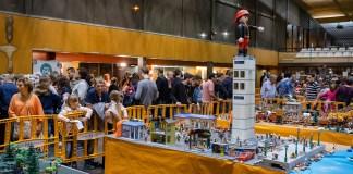 Primera edició de la Fira Playmobil a Castell d'Aro | Imatge de l'Ajuntament