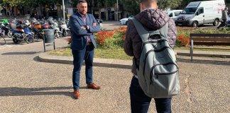 Marc Lamuà, candidat del Partit Socialista de Catalunya, al Congrés dels Diputats | Imatge del PSC