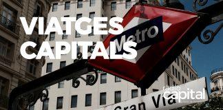 Viatges Capitals - Madrid