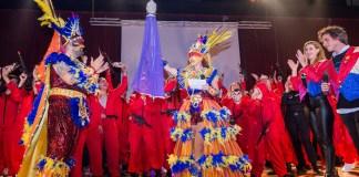 Comença el regnat dels Carnestoltes 2020 a Castell-Platja d'Aro | Imatge de l'Ajuntament