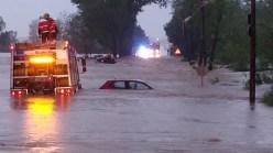 temporal abril 2020 inundacio cotxe bombers