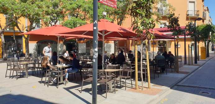 palafrugell terrasses plaça nova (4)