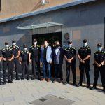 privat:-la-policia-local-de-sant-feliu-incorpora-vuit-agents-per-a-la-temporada-d'estiu