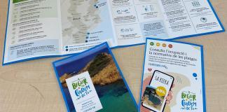 privat:-l'ajuntament-intensifica-la-campanya-informativa-a-les-platges-de-begur