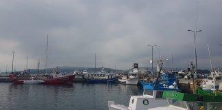 Flota arrossegament Palamós