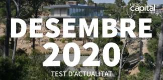 Què va passar al desembre 2020 al Baix Empordà? Posa't a prova amb el test de les notícies més importants de Ràdio Capital de l'Empordà