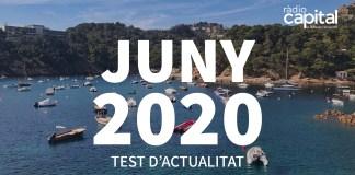 Què va passar al juny 2020 al Baix Empordà? Posa't a prova amb el test de les notícies més importants de Ràdio Capital de l'Empordà