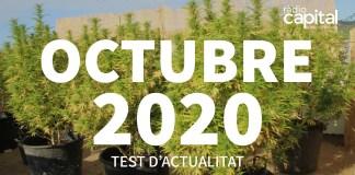 Què va passar a l'octubre 2020 al Baix Empordà? Posa't a prova amb el test de les notícies més importants de Ràdio Capital de l'Empordà