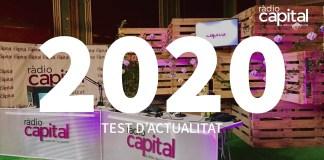 Què ha passat aquest 2020 al Baix Empordà? Posa't a prova amb el test de les notícies més importants de Ràdio Capital de l'Empordà