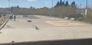 privat:-comencen-les-obres-de-millora-de-l'skatepark-de-palafrugell