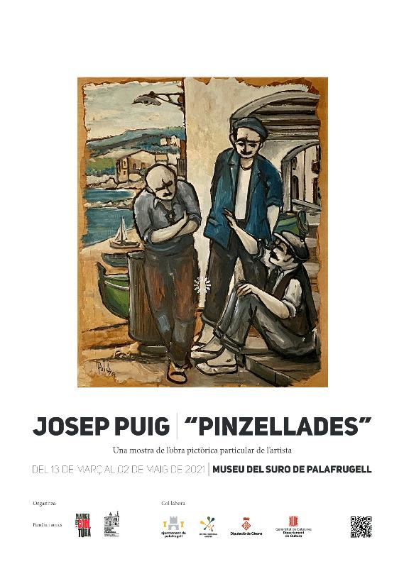 Exposició Pinzellades Josep Puig Museu del Suro