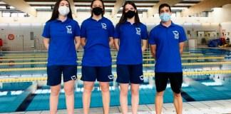 nedadores Xaloc