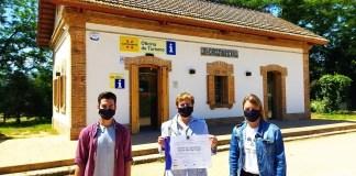 privat:-l'oficina-de-turisme-de-santa-cristina-d'aro-rep-el-distintiu-sicted-pel-seu-compromis-amb-la-qualitat-turistica