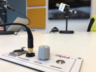 Auriculars Ràdio Capital