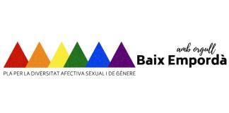 Logo Pla comarcal per a la diversitat afectiva, sexual i de gènere 2021-2024