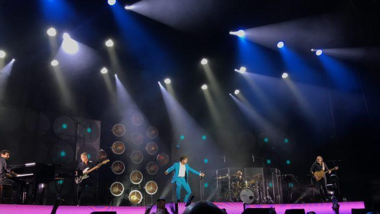David Bisbal al Festival Cap Roig - Imatge de Gerard Escaich