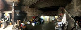 Panoràmica del magatzem de l'Escut, on abans hi havia el Long John. // Foto: Anna Salvadó