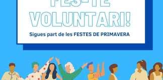 privat:-s'inicia-una-campanya-de-captacio-de-voluntaris-de-les-festes-de-primavera