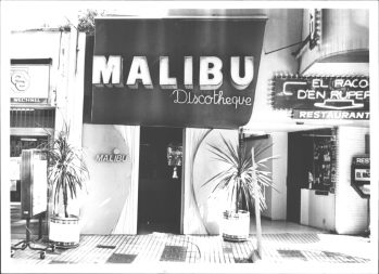 Discoteca Malibu de Platja d'Aro. // Ajuntament de Girona. CRDI (Fons Diari de Girona – Pere Duran)