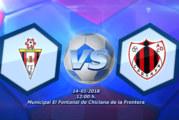 Fútbol en Directo – Chiclana Industrial CF vs AD Cartaya (audio + crónica)