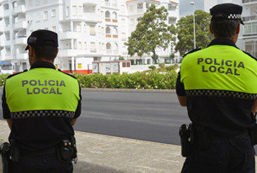 La actuación de la Policía Local evita un presunto ajuste de cuentas en Cartaya