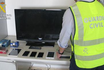 Moguer | La Guardia Civil ha esclarecido más de 50 robos perpetrados en la localidad y alrededores