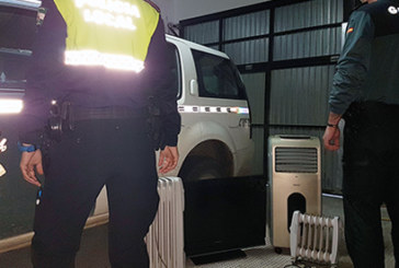 Bonares | En un Dispositivo conjunto, La Guardia Civil y la Policía Local detienen a tres varones por un robo en el Punto Limpio