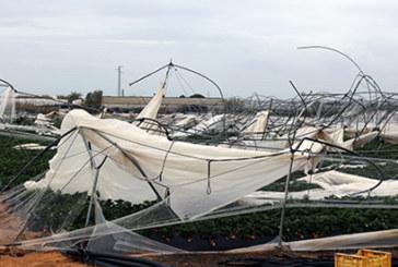 El Ayuntamiento cifra en tres millones de euros los daños por los temporales