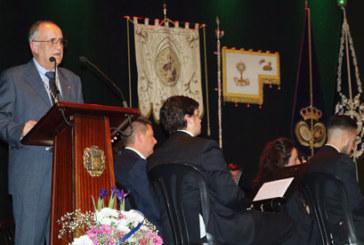 José Periáñez y la Banda del Ateneo emocionan en la apertura de la Semana Santa cartayera