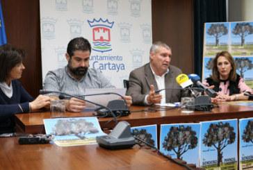Cartaya acoge el I Sendero Solidario de Manos Unidas en el Campo Común de Abajo