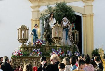 """La Borriquita"" abre el domingo la Semana Santa de Cartaya"