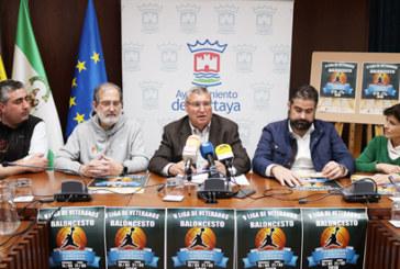 Cartaya acoge la fase final de la Liga de Veteranos de Baloncesto a partir de este fin de semana