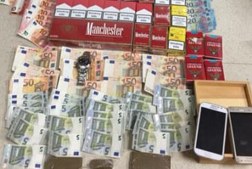 Huelva – La Policía Nacional desmantela un punto de venta de drogas en un quiosco de chucherías