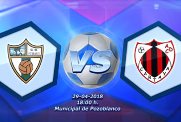 Fútbol en Directo – CD Pozoblanco vs AD Cartaya (audio + crónica)
