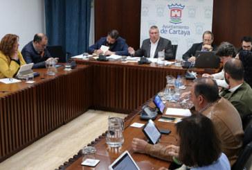 El Pleno aprueba una inversión de más de 260.000 euros en la sustitución del colector de saneamiento de la calle Santa María.