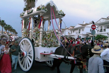 Reportaje | La Hdad. del Rocío de Cartaya regresa de la aldea almonteña