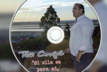 Titín Carvajal presenta su segundo trabajo discográfico «Si ella es para mi»
