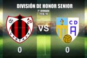 Fútbol en Directo | AD Cartaya vs CD Alcalá (2018/19)