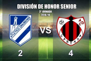 Fútbol en Directo | Atlético Onubense vs AD Cartaya (2018/19)