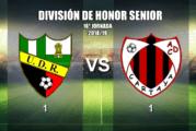 Fútbol en Directo   UD Roteña vs AD Cartaya (2018/19)