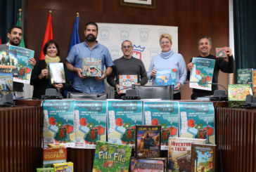 Cartaya Informa | Cartaya acoge las I Jornadas de Juegos de Mesa entre el 25 y el 27 de enero