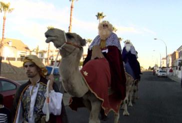Reportaje | Los Reyes Magos de Oriente visitan Cartaya
