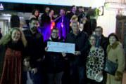 Reportaje | Consolación Palma gana el sorteo de los empresarios y comerciantes de Cartaya